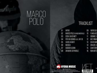 Marco Polo sta per arrivare, il viaggio sta per iniziare.