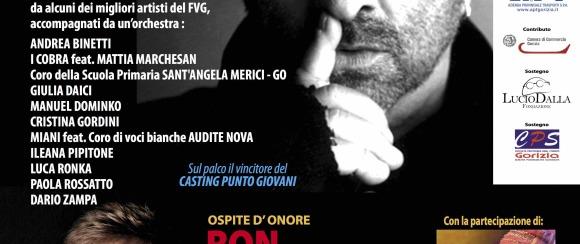 Luca Ronka al teatro Verdi di Gorizia