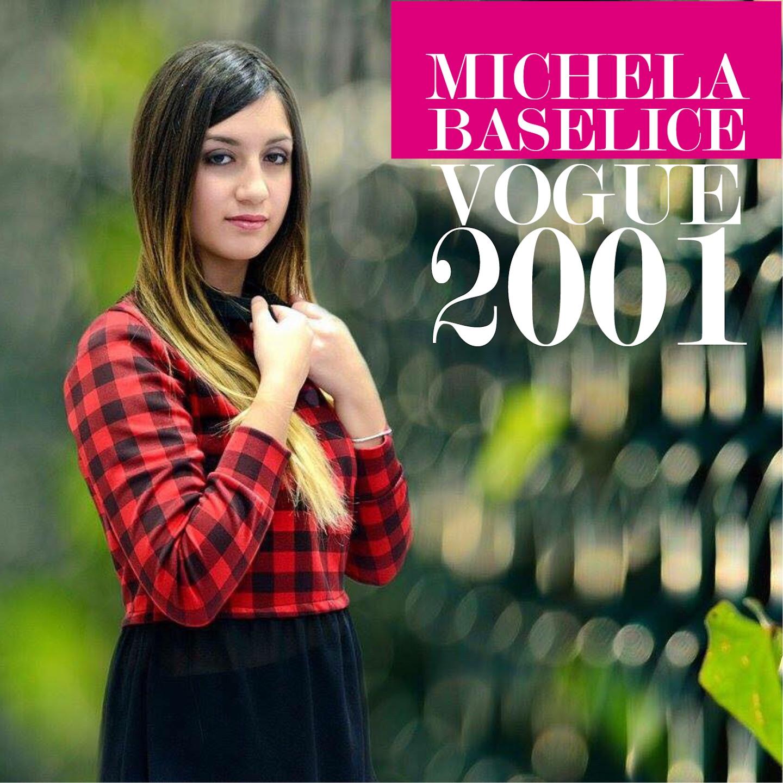 """Arriva il primo album della vincitrice del concorso Vivere di Musica 2015: """"Vogue 2001"""" di Michela Baselice"""