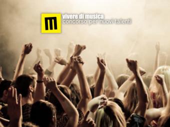 """Al via la V Edizione del contest """"Vivere di Musica"""": in palio un contratto discografico con la Hydra Music!"""
