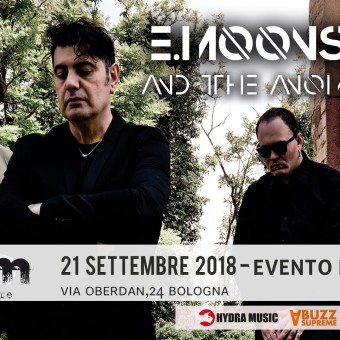 E. Moonstone & the Anomalies – evento in vetrina – Semm music store & more (Bologna)