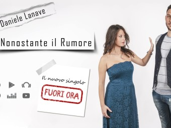 "Out now ""Nonostante il rumore"" di Daniele Lanave"