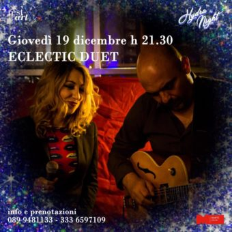 Ileana Mottola con Eclectic Duet