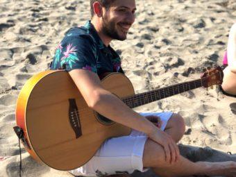 FUORI il singolo Un'estate così di Francesco Gilioli